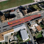 Project Rastatt: Lane Merging Concept