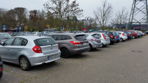 Parking Study of Vaihingen an der Enz Rail Station Park & Ride Facilities