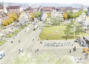 20170419_Aktuelles Projekte Wettbewerb Bismarckplatz Foto