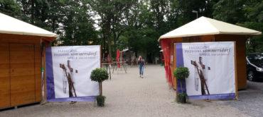 Parkraumkonzept Passionsspiele Sömmersdorf