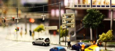 Ruhender Verkehr und Parkleitsysteme