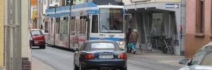 Projekte Heidelberg Foto Straßenbahn