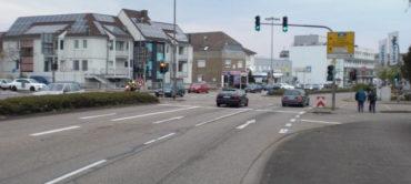 Verkehrsuntersuchung Bahnhofstraße Rastatt