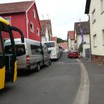 Projekte Sömmersdorf Parkende Busse