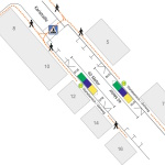 Project Sigmaringen: Bus-stop Layout detailed