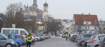 Parkraumuntersuchung Sigmaringen