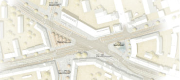 Planungswettbewerb Umgestaltung Theodor-Heuss-Platz Ulm