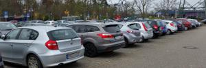 Leistung - Verkehrserhebungen im ruhenden Verkehr