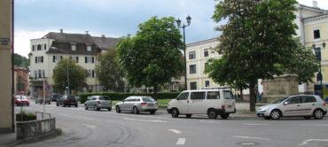 Knotenpunktuntersuchung am Leopoldplatz in Sigmaringen
