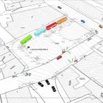 Projekte Sigmaringen Knotenpunkt Modell